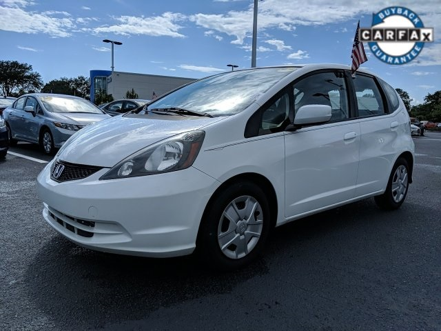 Pre-Owned 2013 Honda Fit 4Dr