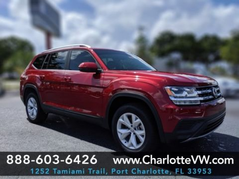 New Volkswagen Atlas in Port Charlotte | Port Charlotte